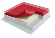 Heterogenní podlahová krytina LINO FATRA
