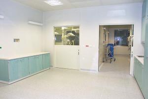 больнице Olomouc / Elektrostatik