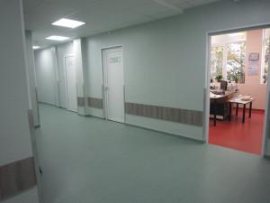 St. Anne's Hospital, Bulgaria / LINO Modul