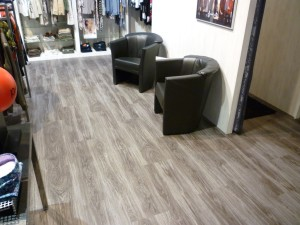 Shopping Centre Olomouc / FatraClick Siberian Grey Oak 6502 - B