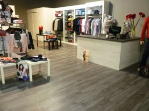 Shopping Centre Olomouc / FatraClick Siberian Grey Oak 6502 - B