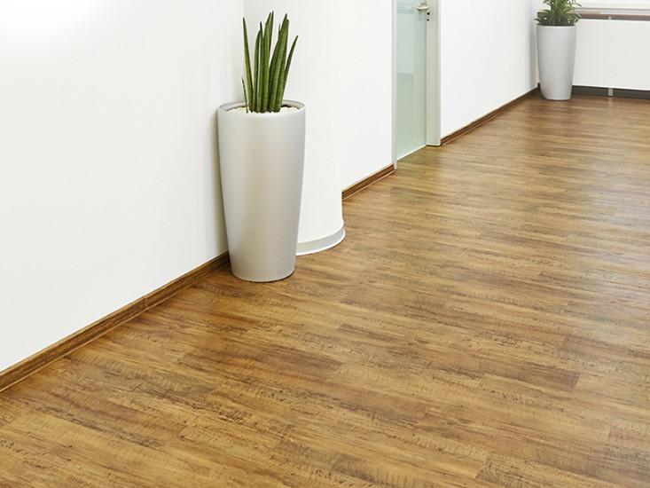 Nové podlahové lišty k podlahovině Thermofix