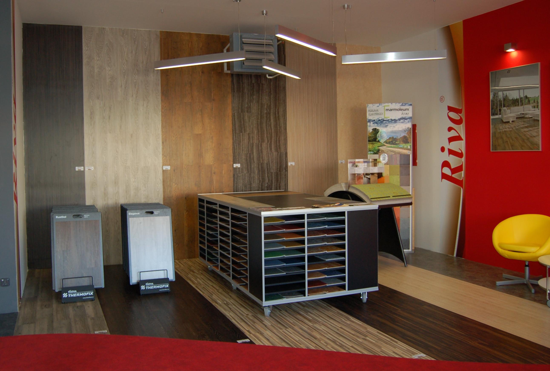 Gertabau s.r.o. - podlahové centrum, Litoměřice / Thermofix - různé vzory