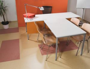 Průmyslové podlahy - výběr podlahy do kanceláře