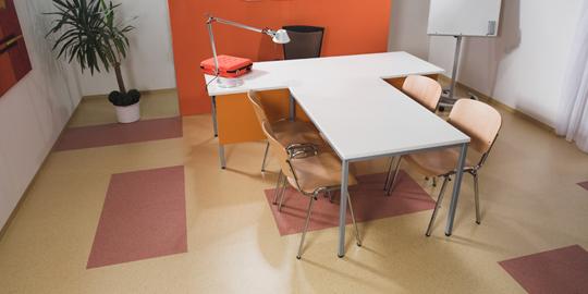 Průmyslové podlahy – výběr podlahy do kanceláře