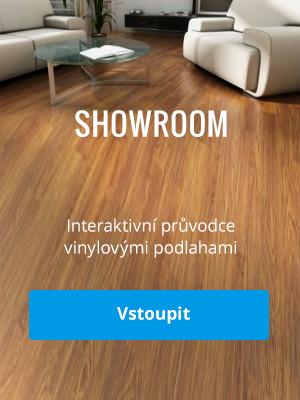 Showroom podlahovin Fatra
