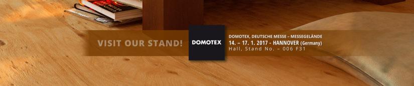 Veletrh Domotex 2017 a Fatra