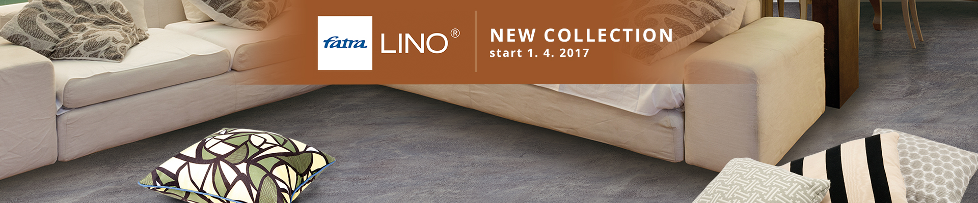 Lino – new collection