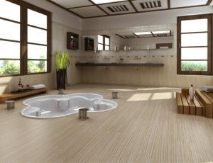 Vybíráte podlahu do koupelny?