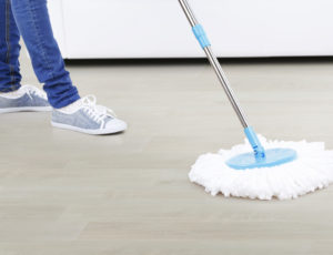 Jaká údržba vás čeká s jednotlivými typy podlah?