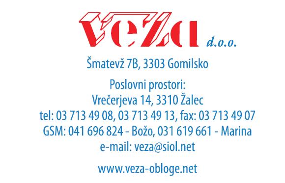 Ekskluzivni zastopnik VEZA d.o.o.