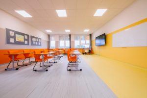 Jakou podlahu vybrat do školy nebo školky?